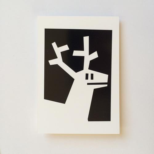 Briefkaart_december_Reindeer_3