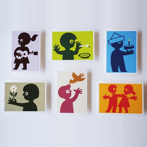 Briefkaarten_Kinderen